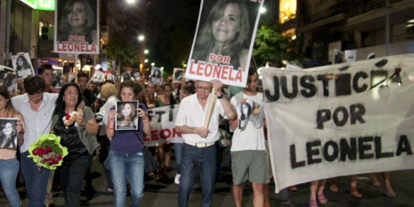 Justicia por Leonela