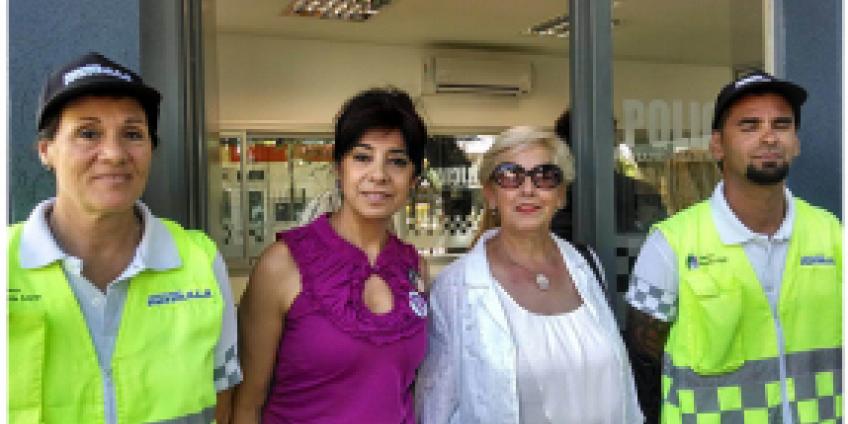 Silvia y Marta